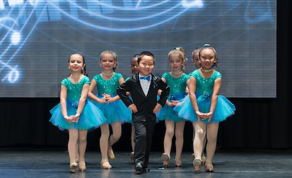 """Toronto Dance Industry Competitive tap dance routine """"Codfish Ball"""""""