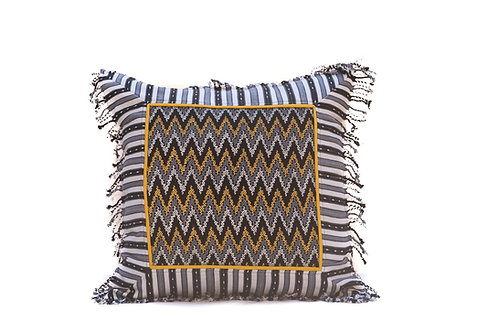 Pillowcases with braids