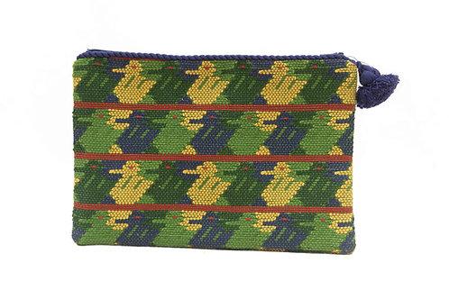 Bag with Pompon