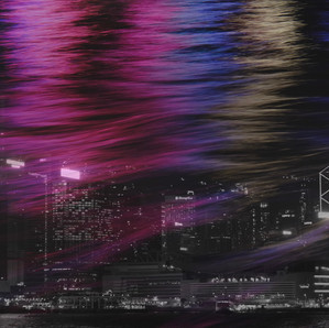 Colours of the Hong Kong Night