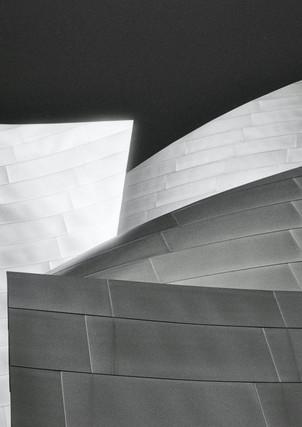 Walt Disney Concert Hall, Los Angeles, USA