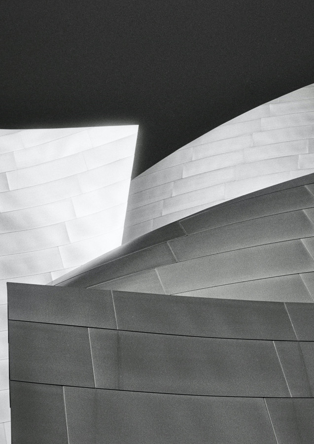 Walt Disney Concert Hall, Los Angeles, USA