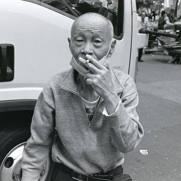 Masked Smoker