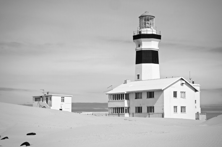 Cape Recife Lighthouse, Port Elizabeth, South Africa