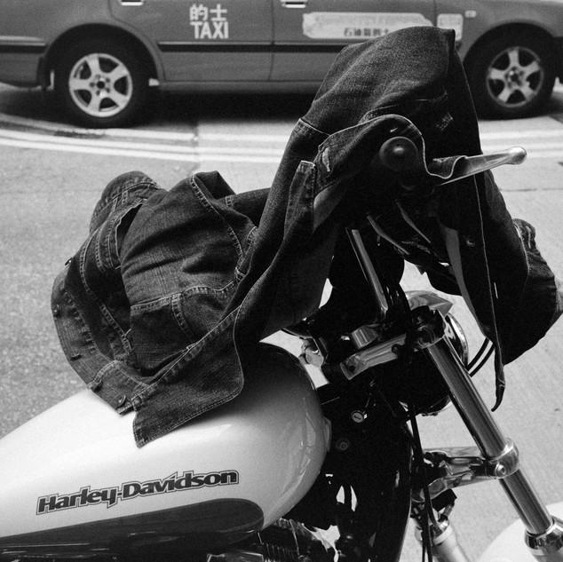 Harley & Jacket