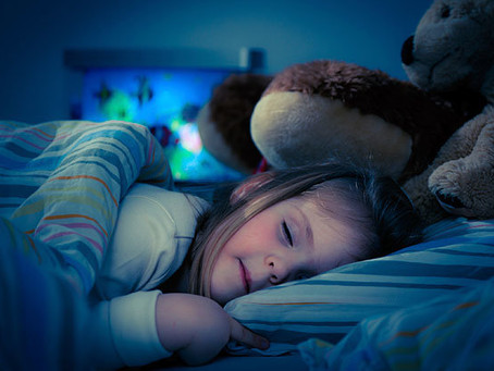 Childhood Sleep Problems – Part 1