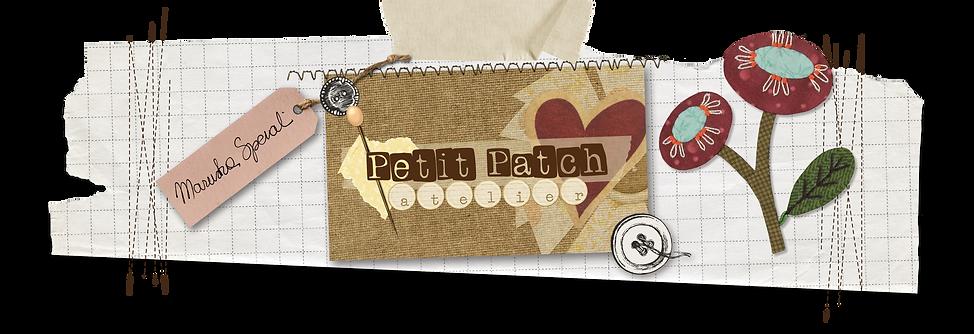 Petit Patch atelier Maruska Speziali