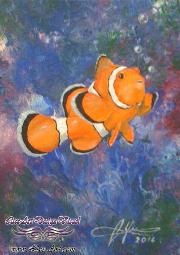 Clown Fish Encore