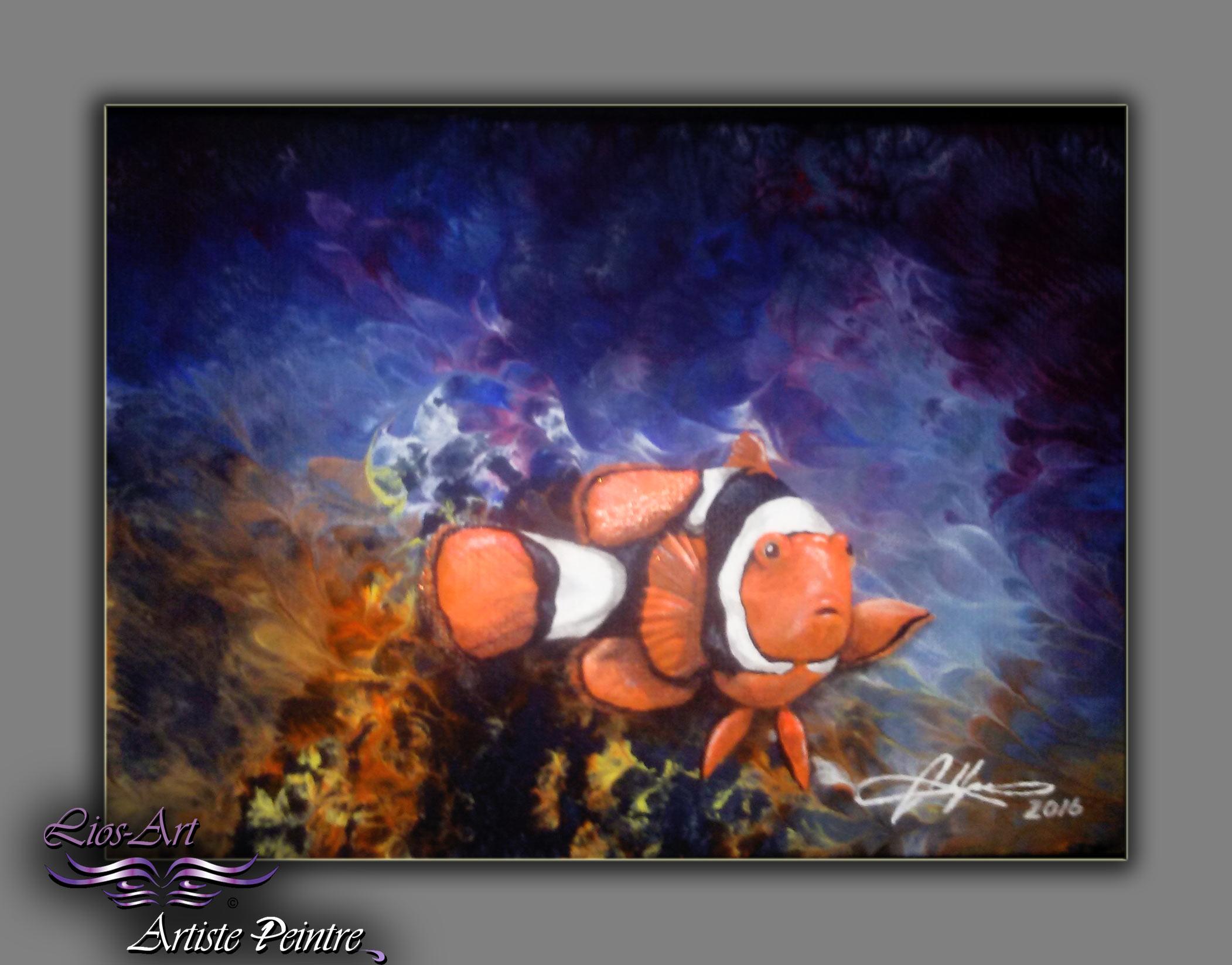 Petit Fish de Clown
