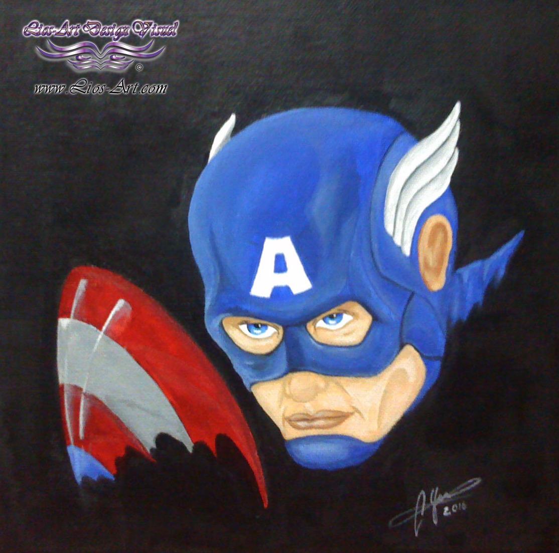 Titre : Captain America