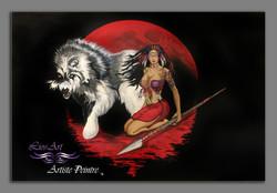 wolf spirit petit