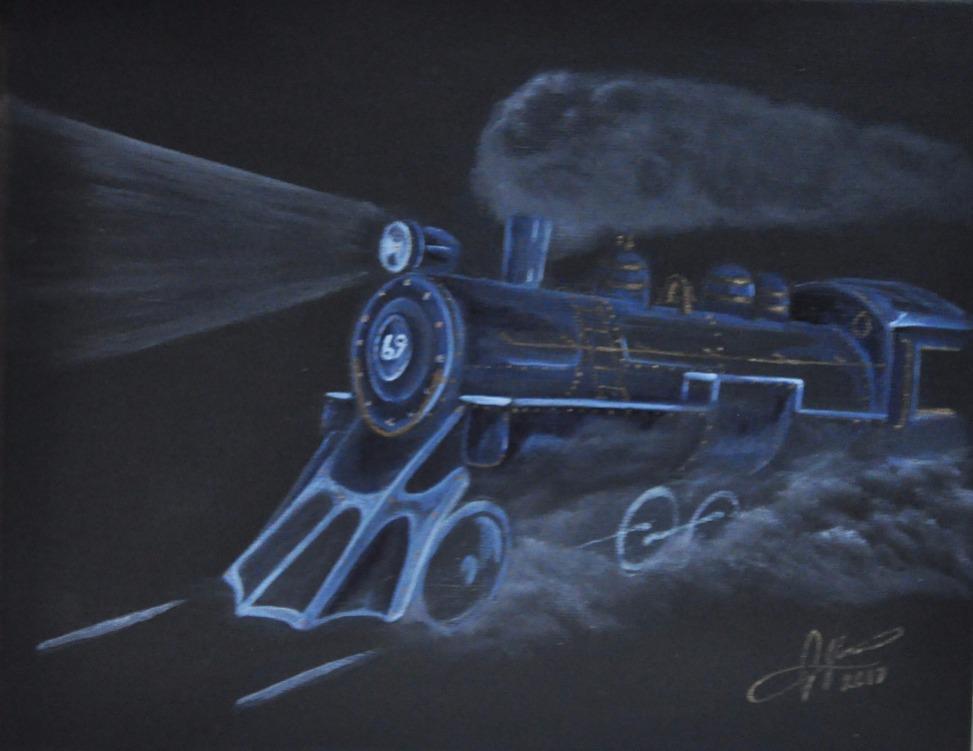 Titre : Black Train
