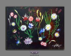 Titre : Fleures a la douzaine