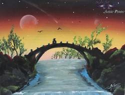 Titre : Mille Nuit Sur le Pont