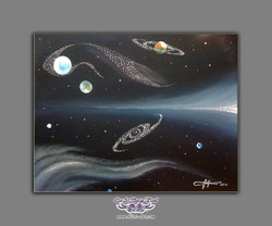Titre : Galaxy