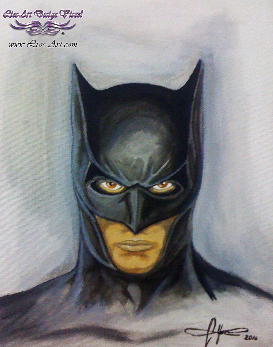 Titre : Batman l'exclu
