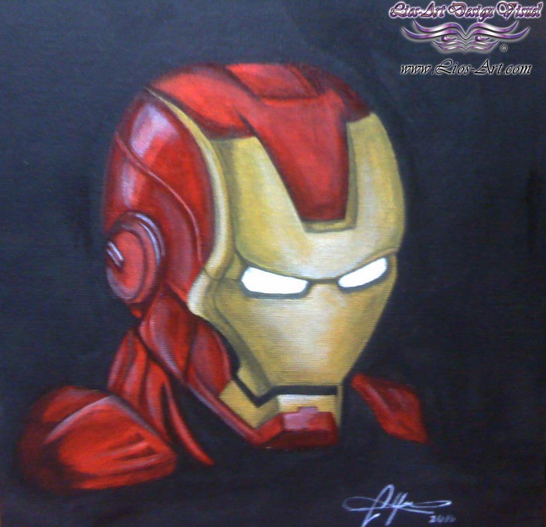 Titre : Iron Man