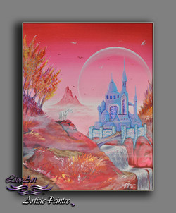 Titre : Fantasy Rose