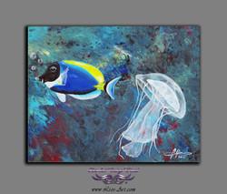 Titre : Fish la Méduse