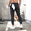 Thumbnail: Mens Jogger  Sweatpants  Gyms Workout Fitness Cotton Trousers