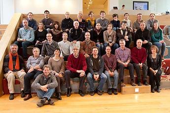 Participants at the kick-off meeting at Wageningen University