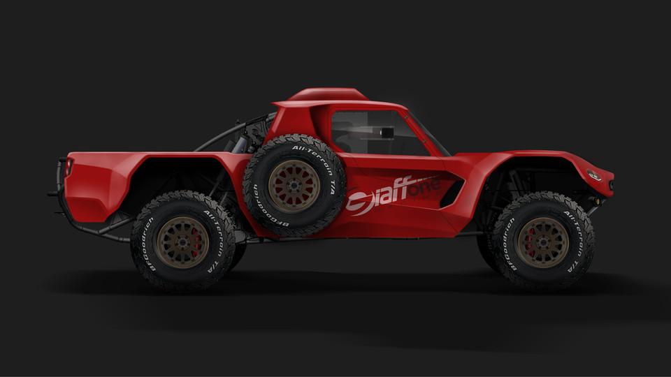 Giaffone Racing V8 Buggy