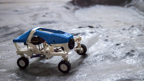 Asteroid Rover