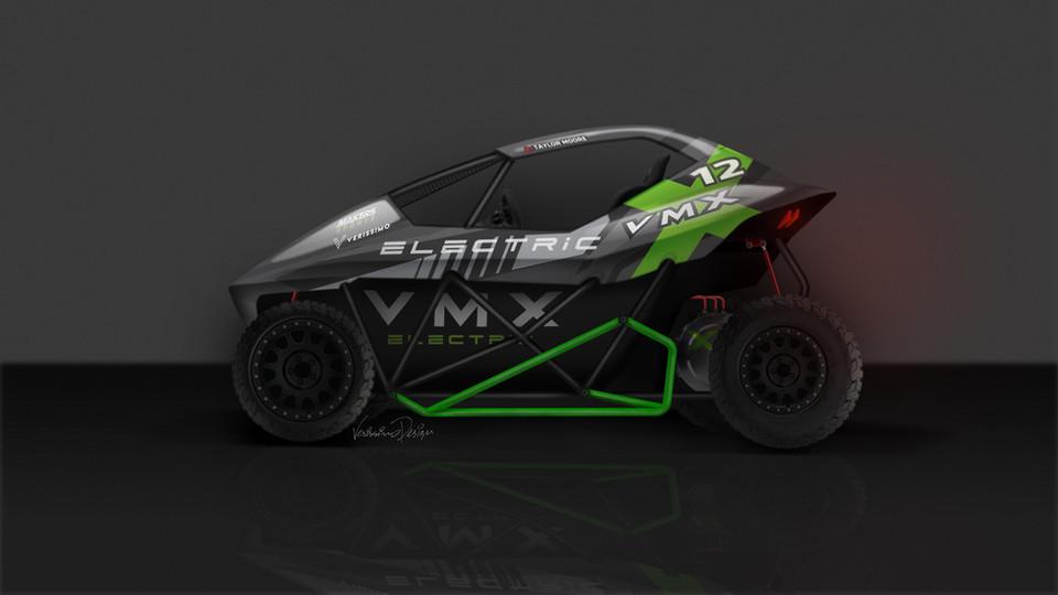 VMX - E-Kart Cross