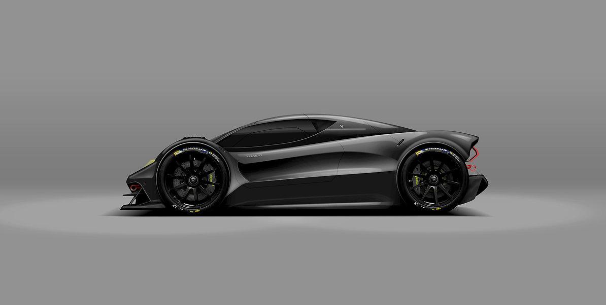 Electric Racing Prototype