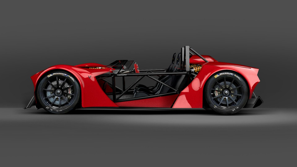 TE'YU - Lightweight Sport Car