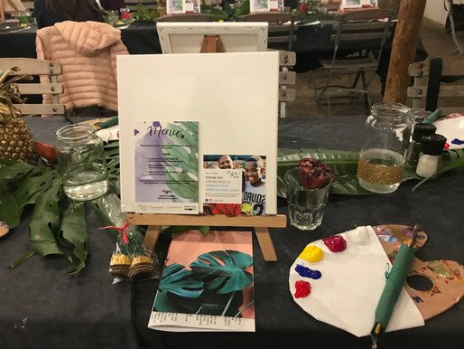 Paint & Sip with the amazing Reddam House Constantia Mums