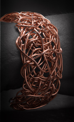 Cuff, Nest Copper $67-2-2