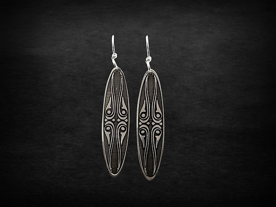 Torpedo Wisp Earrings