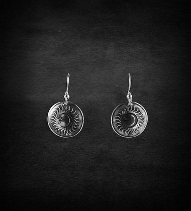 Sun, Moon, Star Earrings