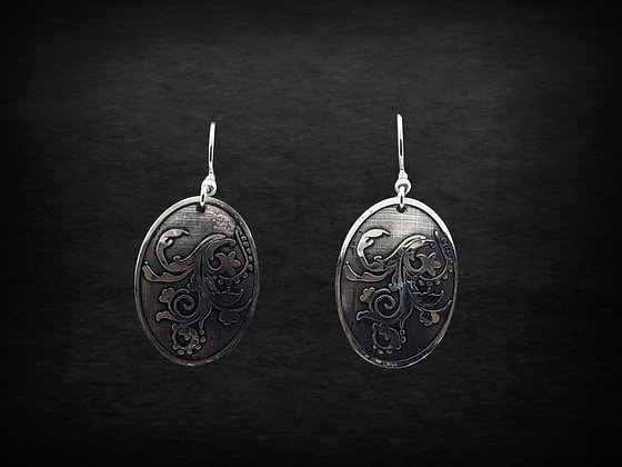 Filigree Whisp Earrings