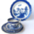 Collectors of Blue and White Willow Patt