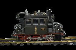 Aster Model Locomotive