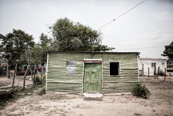 Casa de Maribel Quintero. Barranquitas 2015.