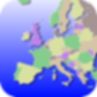 Europe Map Quiz iPhone app