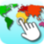 World Map Challenge iPhone app