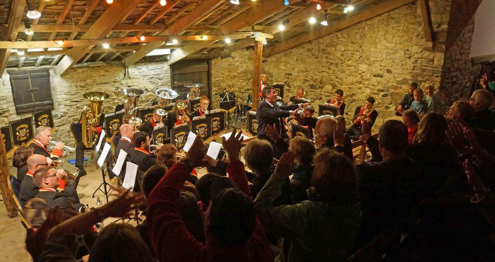 St Dennis Band