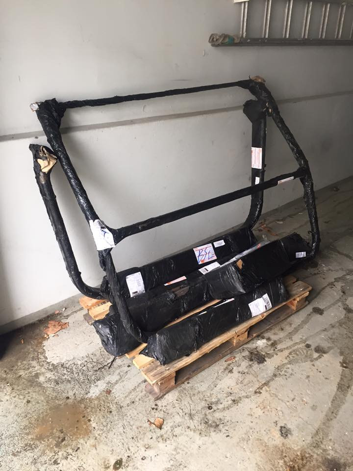 Whitbread Rollcage