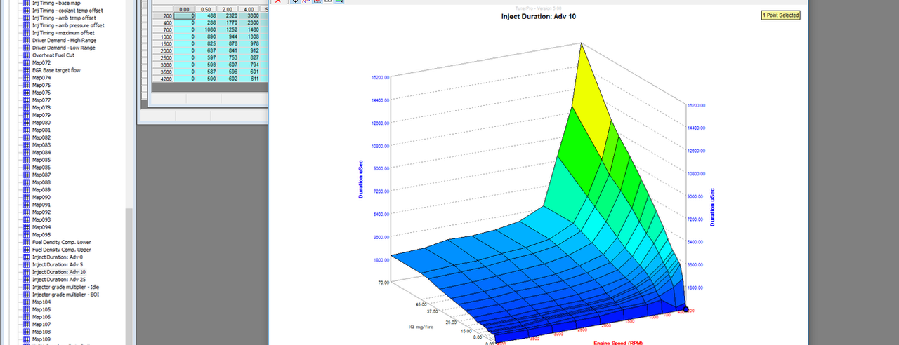 Tuner-Pro Map Editor