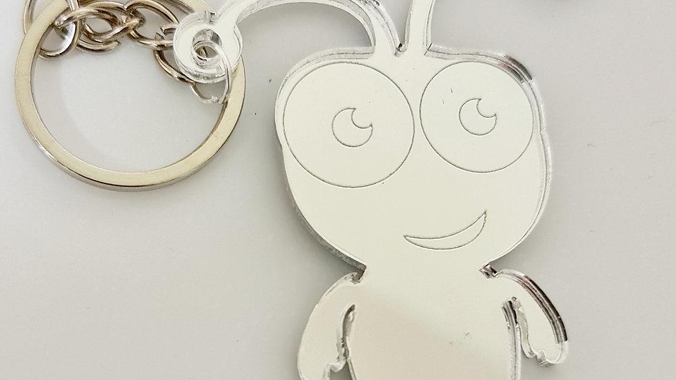 cricut cutie keychain