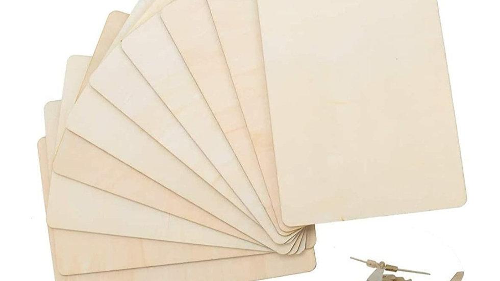 A5 balsa wood sheet 2mm for cricut maker