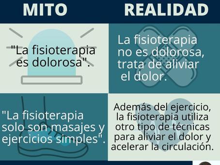 Mitos y realidades de la Fisioterapia