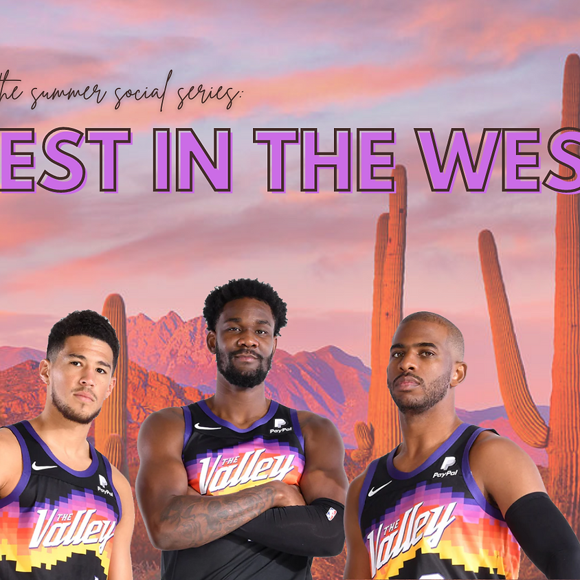 Summer Social Series: Best In The West