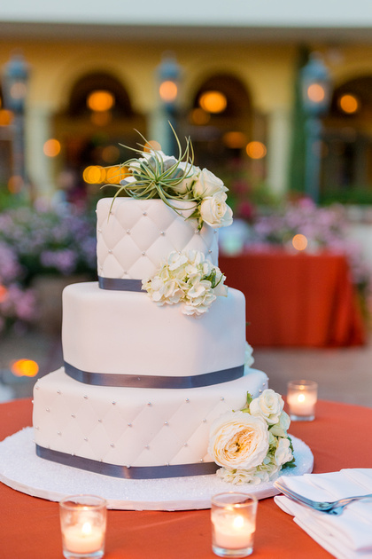 Nate Fisher wedding cake