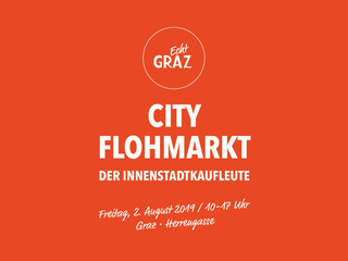 City Flohmarkt in der Herrengasse