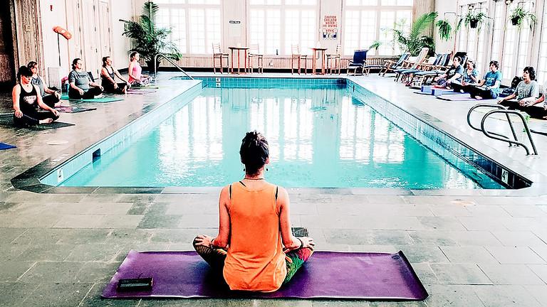 Yin Yoga with Susan Stewart